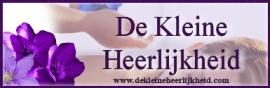Massagepraktijk De Kleine Heerlijkheid Logo