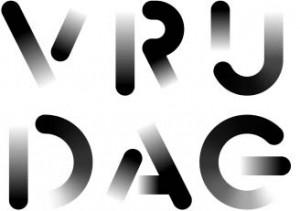 VRIJDAG Logo