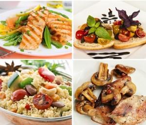vegetarisch 3 gangen menu